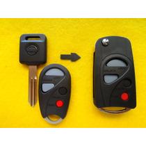 Carcasa Remoto Modificacion Nissan Sentra Envio Gratis