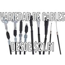 Cables Italika