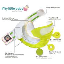 5 Pañal Ecologico My Little Baby Ch Gratis Envio/regalos