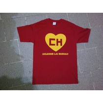 Playera Chapulin Colorado Camisa Chespirito De Coleccion