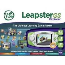 Leapster Gs, Videojuego Didactico Al Mejor Precio Del Mercad