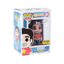 Funko Pop Steven Universe Glow Exclusivo Brilla En Oscuridad