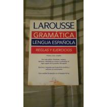 Libro Gramática Lengua Española Reglas Y Ejercicios.