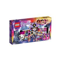Lego Friends Estrella Del Pop El Camerino Mod 41104