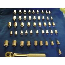 Kit Craftsman De 48 Piezas, 47 Dados + Matraca 3/8