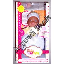 Bebita Primeros Abrazos Little Mommy Suave Y Tierna!!!
