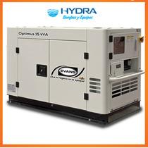 Generador Trifásico De 11 Kva Motor Diesel Thunder De 20 Hp