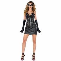 Disfraz De Lujo De Gatubela Catwoman Para Damas