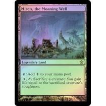 Mtg Miren, The Moaning Well Saviors Of Kamigawa (foil)