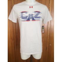 Playera Cruz Azul Graphic Fan Shirt Marca Under Armour 2015