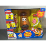 Toy Story Thinkway Disney Pixar Cara De Papa, Buzz Woody