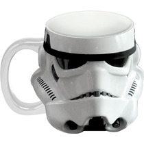 Taza Stormtrooper Ceramica Star Wars The Force Awakenes Sith