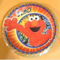 Elmo 10 Platos Pasteleros Artículos De Fiesta
