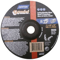 Disco T27 Corte Metal 7x1/8x7/8 Gemini.
