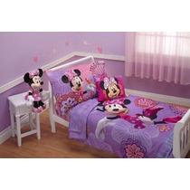 Disney 4 Piezas Lavanda Fluttery Amigos Del Niño Del Lecho D