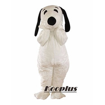 Botarga Disfraz Traje Tamaño Adulto Snoopy Hm4