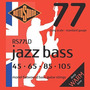 Rotosound Rs77ld Jazz Bass Monel Bajo Eléctrico De 4 Cuerdas