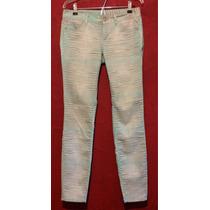 Pantalon Jeans Armani Exchange T2 Remate Excelentes Condicio