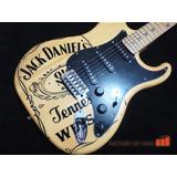 (*) Set Jack Daniel's Stickers Para Stratocaster