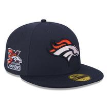 Nfl Denver Broncos Gorra Conmemorativa 3 Campeonatos New Era