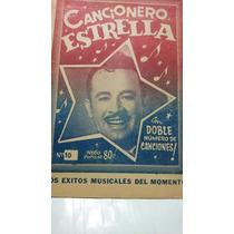 Cancionero Estrella Número 10 Pedro Infante