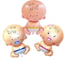 5 Globo Bebé Niño O Niña Baby Shower Helio Decoración Fiesta