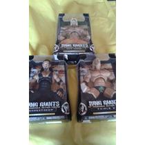 Wwe 3 Luchadores Gigantes Undertaker Triple H Hulk Hogan