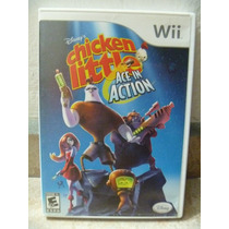 Videojuego De Chicken Little Ace In Action