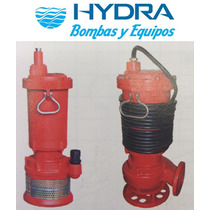 Bomba Sumergible Para Agua Sucia 5 1/2 Hp