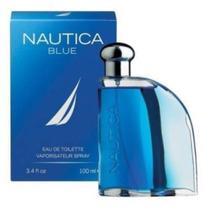 Locion Blue Nautica Eau De Toilette 100 Ml Para Caballero