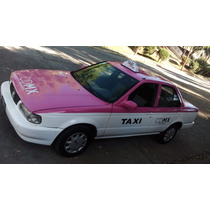 Placas Y Taxi Distrito Federal......