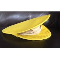 Tortillero Promocional Amarillo Tela No Tejida 10 Pzas