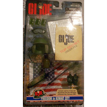 Gi Joe Top Secret Mission Freedom Kuwait City Nvo Carded Vbf