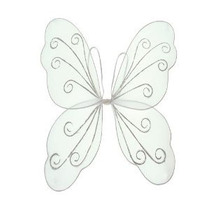 Eeuu Toy Angélico Mariposa Alas Disfraz