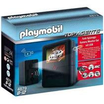 Playmobil 4879 Set De Cámara De Espionaje