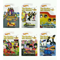 Yellow Submarine The Beatles 6 De 6 Hot Wheels Trabucle