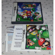 Super Mario 64 Ds Nintendo Ds Solo Caja Y Manual