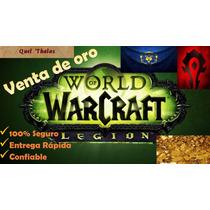 Oro World Of Warcraft (quel