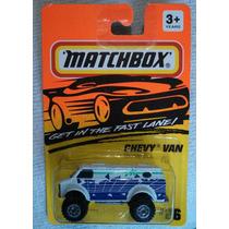 Chevy Van 4x4 No. 26, Matchbox 1994, Nuevo