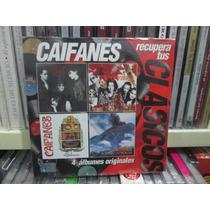 Caifanes - Recupera Tus Clásicos - 4 Cd Nuevo