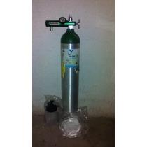 Cilindro De Oxigeno Medicinal Portatil