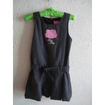 Vestido Kitty, Nena, Original, T 8 Años