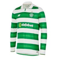 Jersey New Balance Celtic Escocia 16-17 Ls Original C/num