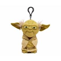 Star Wars Felpa Hablando Clip En - Yoda