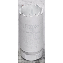 Broca Sierra Bimetálica Para Metal 24mm Lenox 15/16