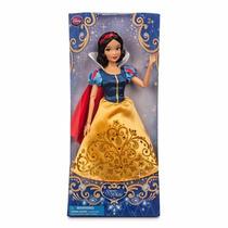 Muñeca Blanca Nieves Disney Store Importado Original