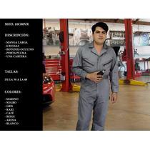 Overol Industrial Uso Rudo ( Uniformes Deluxor )