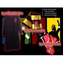 Paquete Gryffindor Harry Potter Igo Coleccionables Eco! Capa