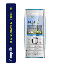 Celular Nokia X2-00 Bluetooth Sms Radio Llamadas Agenda