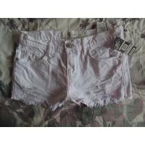 Shorts Abercrombie & Fitch T-27 Corte A La Cintura Nuevo Ori